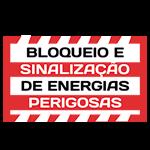 Bloqueio de Energias Perigosas