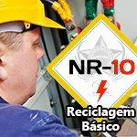 Reciclagem Curso NR 10 Básico