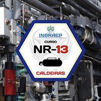 Curso NR13 Operador de Caldeira