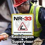 Curso NR 33 – Reciclagem