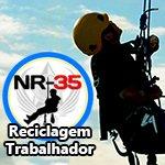Curso NR 35 – Reciclagem Trabalhador