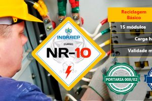 NR10 Reciclagem Básico + Complementar