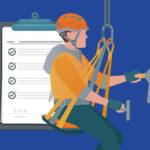 Inspeção, cuidados e manutenção dos equipamentos de proteção contra quedas